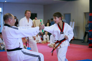 Free Trial  Class at Five Rings Tae Kwon Do Kitchener / Waterloo Kitchener Area image 7