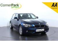 2014 BMW 1 SERIES 116D EFFICIENTDYNAMICS HATCHBACK DIESEL