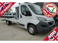 2021 Fiat Ducato 2.3 150bhp AC Recovery Truck Car Transporter Euro6 DRL led