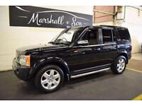 2006 06 LAND ROVER DISCOVERY 3 2.7 3 METROPOLIS LE 5D AUTO 188 BHP DIESEL
