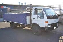2001 Toyota Dyna Tray Truck Airport West Moonee Valley Preview