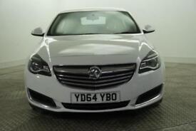 2014 Vauxhall Insignia DESIGN NAV CDTI Diesel white Automatic