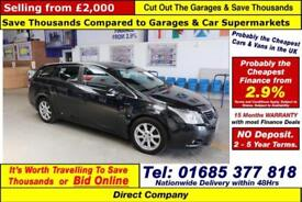 2009 - 59 - TOYOTA AVENSIS 2.0 D-4D TR 5 DOOR ESTATE (GUIDE PRICE)