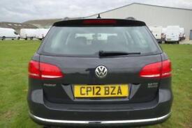 2012 Volkswagen Passat 2.0 TDI BlueMotion Tech SE DSG 5dr