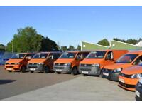 Volkswagen Transporter T5 2.0TDi 140PS SWB T32 AIR-CON TAILGATE *CHOICE OF 10*