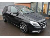 Mercedes B180 CDI BLUEEFFICIENCY SPORT. VAT QUALIFYING