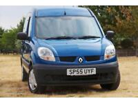 2005 Renault Kangoo 1.6 16v Authentique 5dr