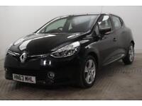2013 Renault Clio DYNAMIQUE MEDIANAV Petrol black Manual