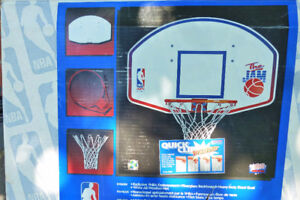 New - NBA Huffy 44-inch Backboard & Rim Combo