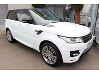 Land Rover Range Rover Sport Autobiography Dynamic-PANROOF-REAR CAM-NAV-LOW MILE