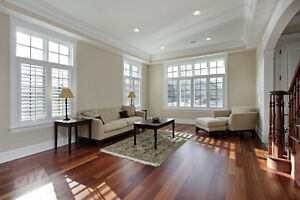Thick Prefinished Oak Solid Hardwood Flooring(3.25-in W x .75in)