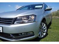2013 Volkswagen Passat 2.0 TDI BlueMotion Tech Highline DSG 5dr