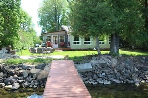 Open House change Sat 2-4pm waterfront Mississippi Lake