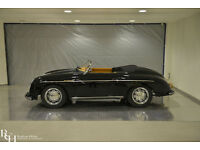 LHD RCH NEW 356 Speedster Replica.Finally available to the UK, LEFT HAND DRIVE