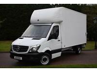 Mercedes Benz Sprinter Luton With 500kg tail lift 313 cdi