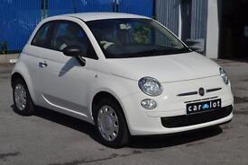 2013 Fiat 500 1.2 Pop 3dr (start/stop)