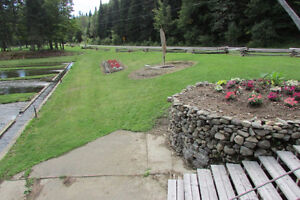 Cabin and fish farm on 8 acres! Cornwall Ontario image 2