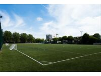 Friendly football games in Drapers Field with Footy Addicts !