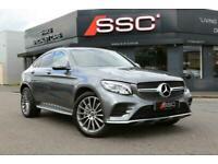 Mercedes-Benz GLC Class 2.1 GLC220d AMG Line (Premium Plus) G-Tronic 4MATIC (s/s