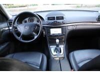 LHD LEFT HAND DRIVE Mercedes-Benz E280 3.0TD CDI 7G-Tronic 2005 Avantgarde GREY
