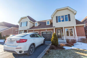 Modern house for rent in Brossard in Sector C from July 1st.