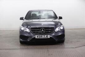 2015 Mercedes-Benz E Class E250 CDI AMG NIGHT EDITION Diesel grey Automatic
