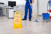 AW MAINTENANCE SERVICE: COMMERCIAL CLEANING