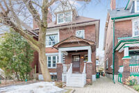 Spacious 3 Bedroom All Inclusive - In High Park and Roncesvalle
