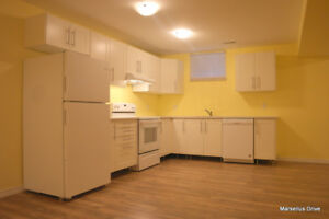 SPACIOUS 2 BDRMS LOWER LEVEL (UTILITIES INCLUDED)