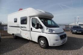 2012 SWIFT BESSACAR E450 MOTORHOME FIXED BED LOW MILEAGE EX COND
