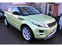 Land Rover Range Rover Evoque SD4 DYNAMIC LUX-ONE OF A KIND