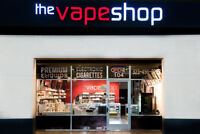 Vape Shop Hiring in Ottawa!