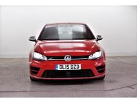 2015 Volkswagen Golf R Petrol red Manual