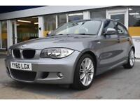 BAD CREDIT FINANCE AVAILABLE 2010 60 BMW 116 2.0TD M Sport