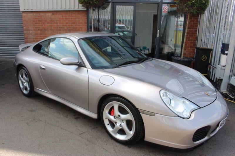Porsche 911 996 CARRERA 4S TIPTRONIC S-LOW MILEAGE EXAMPLE.