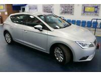 2014 - 64 - SEAT LEON 1.6TDI SE TECHNOLOGY 5 DOOR HATCHBACK (GUIDE PRICE)