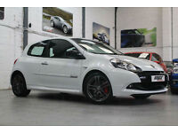Renault Clio Renaultsport RS200, 12 Reg, 42k, White, Full Leather, Cup Pack