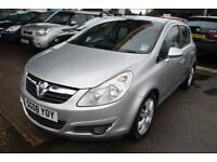 2008 Vauxhall Corsa 1.2i Design LOW MILEAGE MOT'ED CHEAP TO RUN NEW CLUTCH
