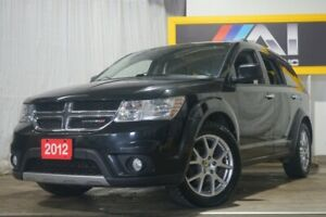 2012 Dodge Journey R/T  7 Seater  Leather  Sunroof  AWD