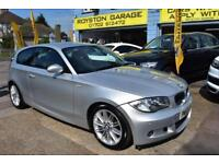 2009 59 BMW 116d 3 DOOR M SPORT GOOD AND BAD CREDIT CAR FINANCE AVAILABLE