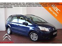 Citroen Grand C4 Picasso 1.6HDi 16v EGS VTR+AUTOMATIC-CRUISE-AIR CONDITIONING-