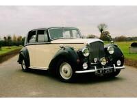 1952 Bentley MK V1 Big Bore Saloon Petrol Manual