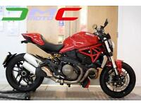 2015 Ducati Monster 1200 ABS Red 1 Owner 7,182 Miles £147.74 per month