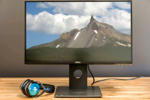 Dell 165Hz 2560x1440 Gaming Monitor QHD 1ms NVIDIA G-Sync 24""