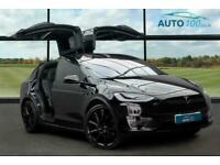 2017 Tesla Model X 90D Dual Motor Auto 4WDE 5dr