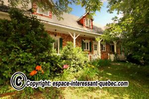 Maison de vacances Canadienne Québec
