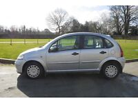 Citroen C3 1.4 HDi SX 5dr silver low mileage, cheap to run and tax, great condition