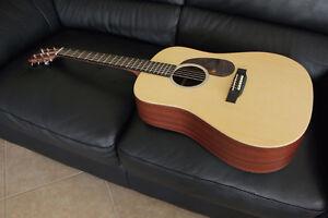 Martin & Co Guitare acoustique DX1AE avec case rigide état neuf!
