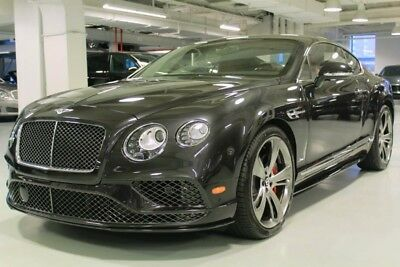 2017 Bentley Continental GT Speed 2017 New and Not Titled Bentley GT Speed only 49 miles MSRP $263,730