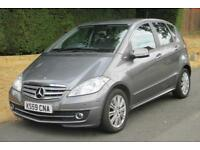 Mercedes-Benz A180 2.0TD CDI CVT Elegance SE Automatic